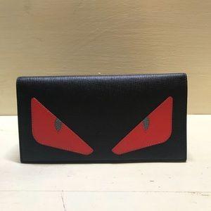 Fendi Bag Bug Wallet